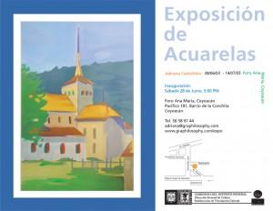 Exhibicion foro Ana Maria